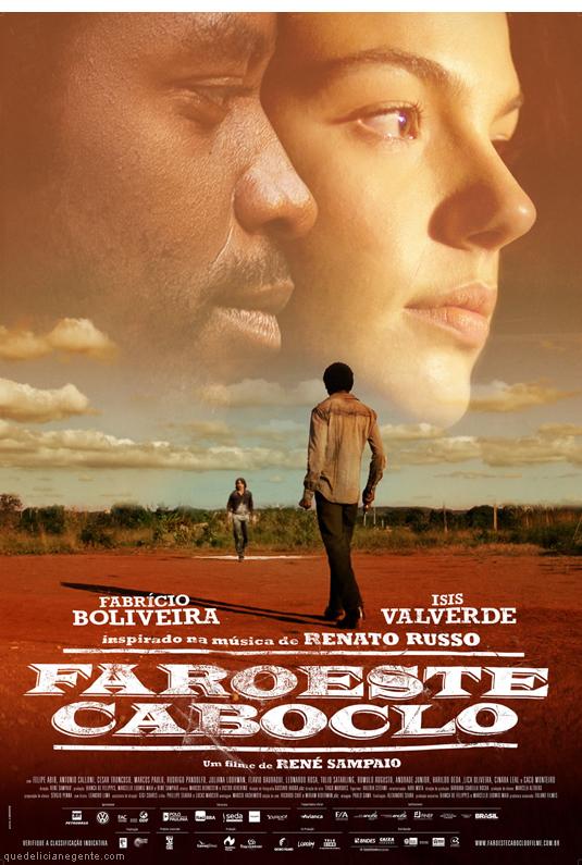 faroeste caboclo filme poster