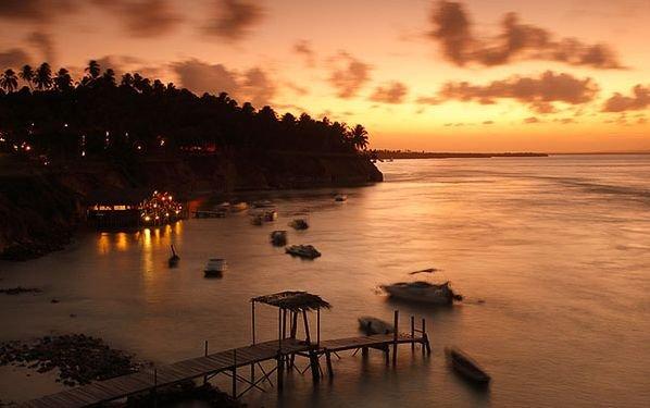Praia-da-Pipa-a-noite